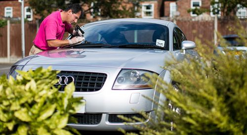Wet leaves & antifreeze: Common car repair problems in autumn (and how to fix them) news item